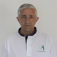 Fernando Freitas, Técnico Auxiliar de Fisioterapia