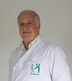 António Lopes, Fisioterapeuta