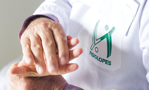 Fisioterapia mãos