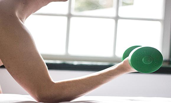 Fisioterapia Musculação